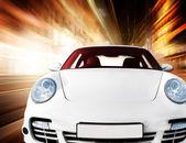 Fast & Beauty ! — Zdjęcie stockowe