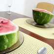 Watermelon — Stock Photo #9628477