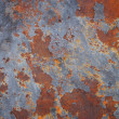 Rusted Metal Background - Foto Stock