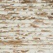 Old Wood with Peeling Antique White Paint — Stock Photo