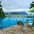 ������, ������: Pool at Resort on Kauai Hawaii