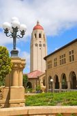 Hoover Tower and Buildings at Stanford University — Stock Photo