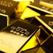 Gold bullion — Stock fotografie #10266518