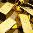 Gold bullion — Stock Photo #10266547