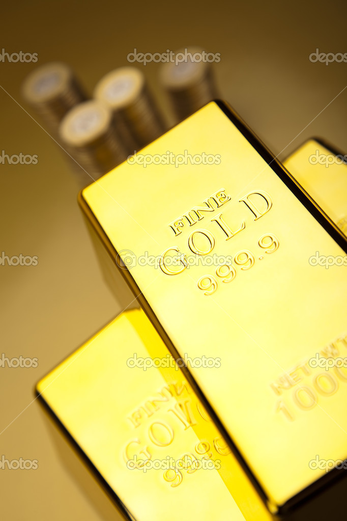 Gold background — Stock Photo #10268151