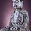 Portrait of a buddha statue — Stock Photo #8832791