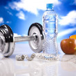Dumbell — Stock Photo