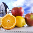 Stockfoto: Fitness diet