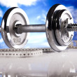 Dumbell - Foto de Stock