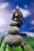 Zen buda — Stok fotoğraf