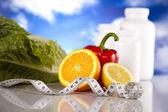 Supplement Diet — Stock Photo