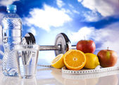 Fitness diet — Stock Photo