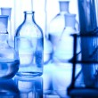 Laboratory glass - Stock Photo
