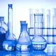 Stockfoto: Laboratory glassware