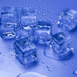 Ice, and cubes — Stock Photo #8840729