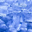 Melting ice cubes — Stock Photo #8841294