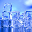 Ice, and cubes — Foto de Stock