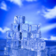 Ice cubes — Foto de Stock