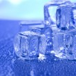Ice, and cubes — Stock Photo #8841769