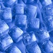 Melting ice cubes — Stock Photo #8841909