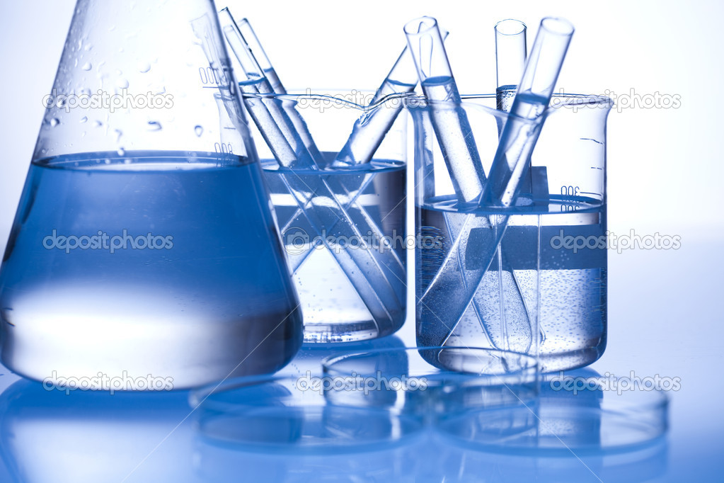 Laboratory  — Stock Photo #8840200