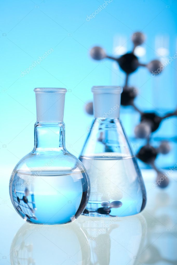 Laboratory — Stock Photo #9918488