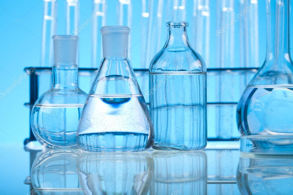 化学和实验室玻璃器皿