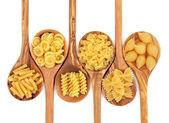 Pasta Varieties — Stock Photo