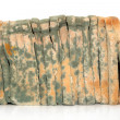 Royalty-Free Stock Photo: Mouldy Sliced Bread