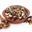 Pulses Soup Mixture — Stock Photo
