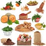 Food Sampler — Stock Photo