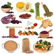 Healthy Food Sampler — Stock Photo #8625749
