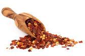 Chili Spice Flakes — Stock Photo