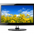 Tv monitor — Stock Photo