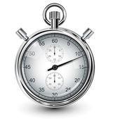 Reloj de parada — Vector de stock