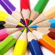 color pencils — Stock Photo #9338717