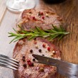 Grilled meat fillet — Stock Photo #10451721