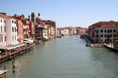 Gran Canal in Venice — Stock Photo