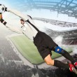 Soccer Football Goalie — Stock Photo
