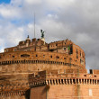 Castel Sant'angelo  Rome, Italy. — Stock Photo