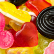 Colourful sweets — Stock Photo #9406317