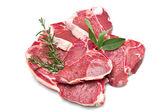 Cutlet of lamb — Stock Photo