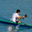 Canoeist - Stock Photo