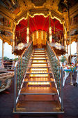 Colorful Carousel in Paris — Stock Photo