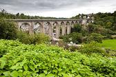 Starý most v dinanu — Stock fotografie