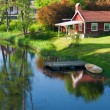 Stock Photo: Swedish Idyll