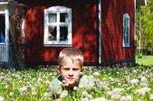Childhood — Stock Photo
