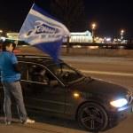 ������, ������: Zenit`s fans