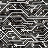 Electronic wallpaper — Stock Photo