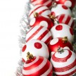 Christmas decoration balls — Stok Fotoğraf #7980058